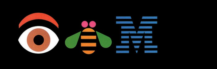 IBM, por Paul Rand