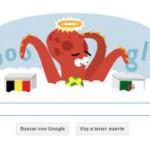 Google hizo un doodle con el Pulpo Paul